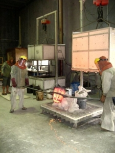 Bronz - Worx Foundry at Ballina, NSW