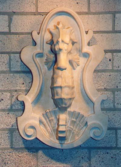 Sea Horse (Fountain)